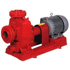 川本ポンプ 自吸うず巻ポンプ(簡易海水用) FSZ形 60Hz FSZ-406-M0.75