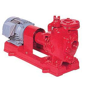 川本ポンプ 自吸タービンポンプ(簡易海水用) GSZ形 50Hz GSZ-1005-M7.5