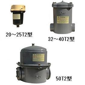 アイチポンプ 砂こし器 T2型 25-T2