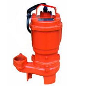エレポン 渦流型汚物水中ポンプ 2極式 KVII形 60Hz KVII-73