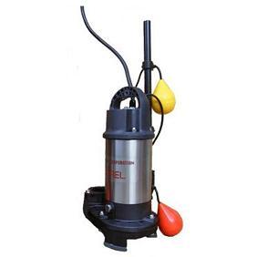 エレポン 樹脂製小型汚物水中ポンプ(自動運転型) EP-D形 50Hz EP-150SD
