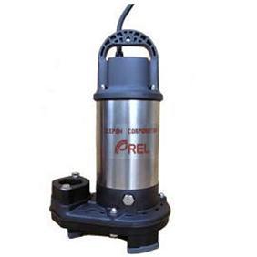 エレポン 樹脂製中型汚物水中ポンプ REP形 50Hz REP-22B | 水中ポンプ 排水ポンプ 揚水ポンプ 汚水ポンプ 汚水槽 排水槽 汚水 排水 浄化槽 揚水 汲み上げ 残水 雑排水 井戸水 揚程 水中 送水ポンプ 汚物ポンプ 雑用水 雑排水ポンプ ノンクロッグタイプ 地下水