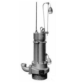 エレポン 中型汚水水中ポンプ(自動運転型) KMDII形 60Hz KMDII-32B | 水中ポンプ 排水ポンプ 揚水ポンプ 汚水ポンプ 汚水槽 排水槽 汚水 排水 浄化槽 揚水 残水 雑排水 井戸水 水中 送水ポンプ 汚物ポンプ 雑用水 雑排水ポンプ ノンクロッグタイプ 地下水