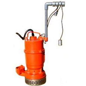 エレポン 電極式汚水水中ポンプ(自動運転型) AII形 50Hz AII-400SA