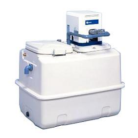 エバラポンプ 水道加圧装置 HPT+HPJS 250W型 単相100V 60Hz HPT-50GA 25×25HPJS6.25S