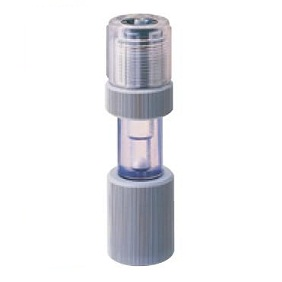 タクミナ 流れ表示器 ポンプ直結型 PVCホース用 UNO493