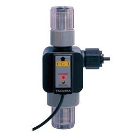 タクミナ 吐出量チェッカー ポンプ直結タイプ PVCホース用 FC-1P-P-N2