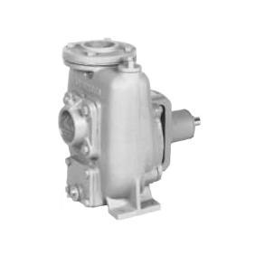 川本ポンプ ベルト掛用 自吸うず巻きポンプ セルスーパー FS-A形 FS4-40-A