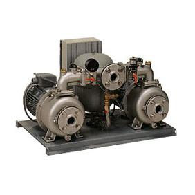 川本ポンプ ステンレス製給水ユニット ポンパー KB形 60Hz KB2-406P2.2