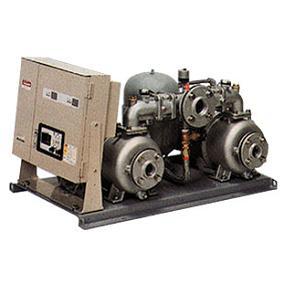 川本ポンプ ステンレス製給湯加圧ユニット ポンパー KFH2形 KFEH40A1.5