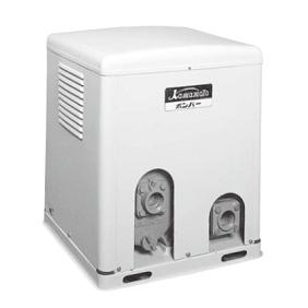 川本ポンプ 定圧給水ユニット ポンパー G形 50Hz GS2-405-C2.2B