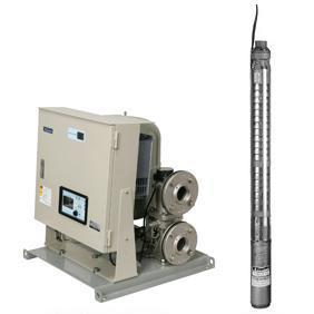 川本ポンプ 水中ポンプ付き自動運転ユニット ポンパー USF2形 USN2形ポンプセット USF2-40S3.7