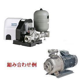 川本ポンプ 陸上ポンプ付き自動運転ユニット ポンパー LFE形 KR5-C形ポンプセット LFE40S3.7