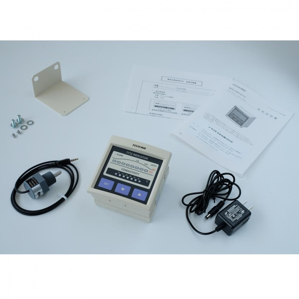 LED式 導電率計 電池式 7772-A100