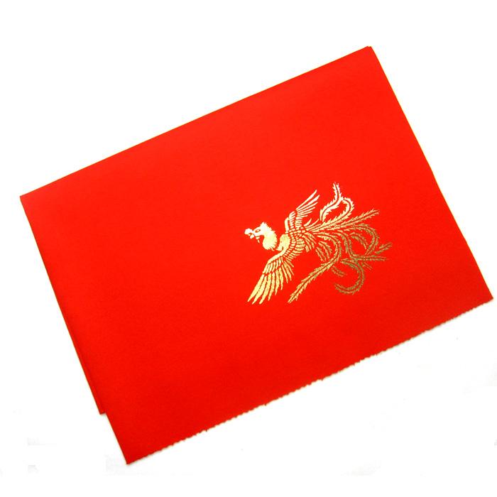 儀式やひな祭りご結納飾りの敷物として リーズナブルで人気 赤毛氈 メルトン毛氈 ご結納飾り敷物 赤く色鮮やかで品々が引き立ちます 90cmx60cm 引出物 サイズ90cmx60cm アウトレット