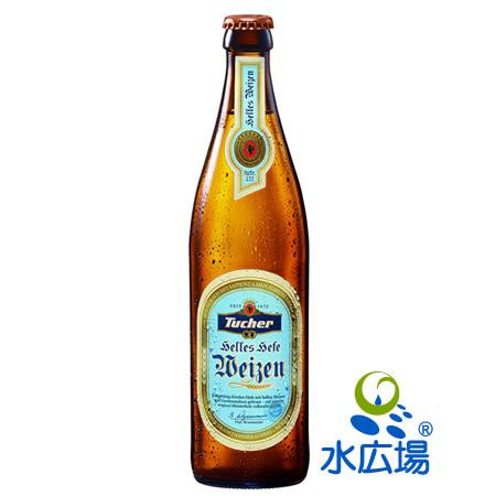 ドイツビール Tucher Weizen トゥーハ―・ヘレス・ヘーフェ・ヴァイツェン 500ml20本 送料無料 正規輸入品
