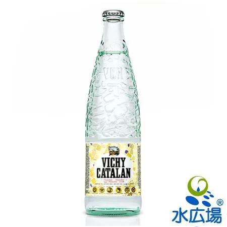 カタルーニャを代表する微炭酸水 オーバーのアイテム取扱☆ 塩味と甘みが融合された奥深い独特の味わい 送料無料 ヴィッチーカタラン いつでも送料無料 500mlx20本 ガウディボトル Catalan Vichy