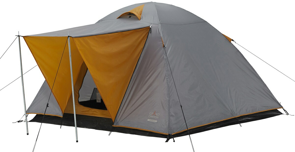 【正規代理店】【新ロゴ製品】 phoneix-m 602001 302015 3人用のスペースがあるクラシックドームテント GRAND CANYON アウトドア キャンプ グランドキャニオン トレッキング ハイキング キャンピング 簡単な設営 独立したインナーテント ノルディスク NORDISK
