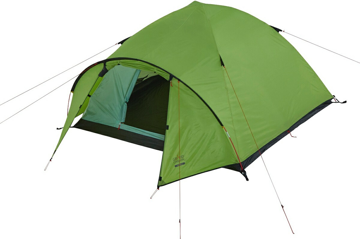 【正規代理店】【新ロゴ製品】Topeka 3 602010 602008 クラッシックなドーム型テント 3人用 GRAND CANYON アウトドア キャンプ グランドキャニオン グリーン カーキ トレッキング ハイキング ファミリーキャンピング ノルディスク NORDISK