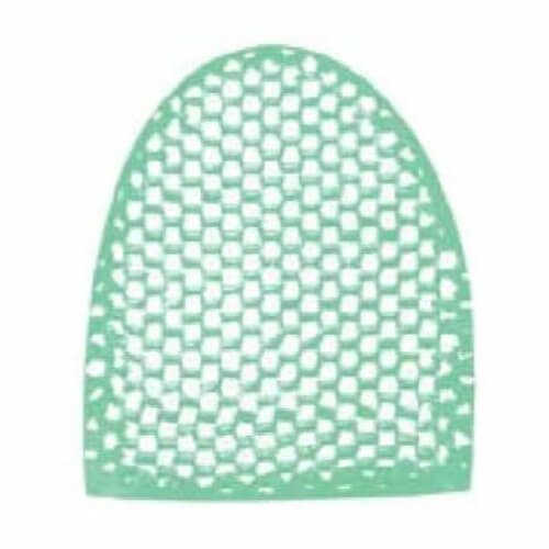 (颜色︰ 绿色) 初次轻型蜂窝空格 [普拉初次轻型蜂窝空间愈刮愈伤组织照顾身体脸身体腿去除老茧去除蜂窝海绵]