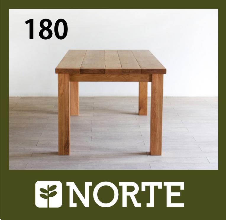 北欧家具 ダイニングテーブル 無垢材 オーク材 ナチュラル アンティーク モダン 北欧 シンプル インテリア・寝具・収納 テーブル 木製 180