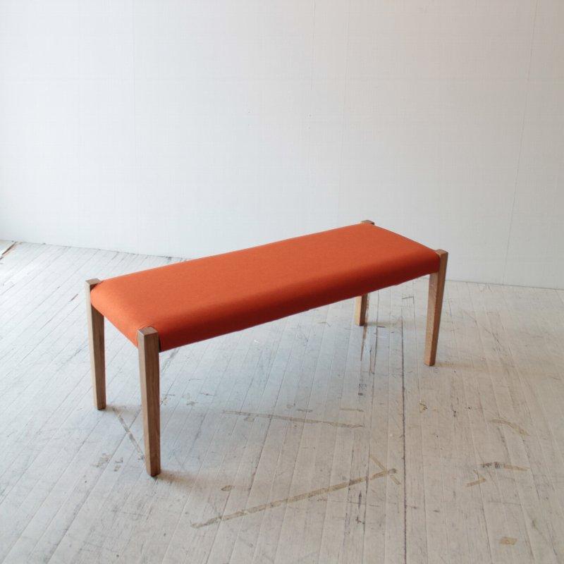 北欧家具 無垢材 ダイニングチェア 気分次第で着替えできる万能なカバーリングベンチ