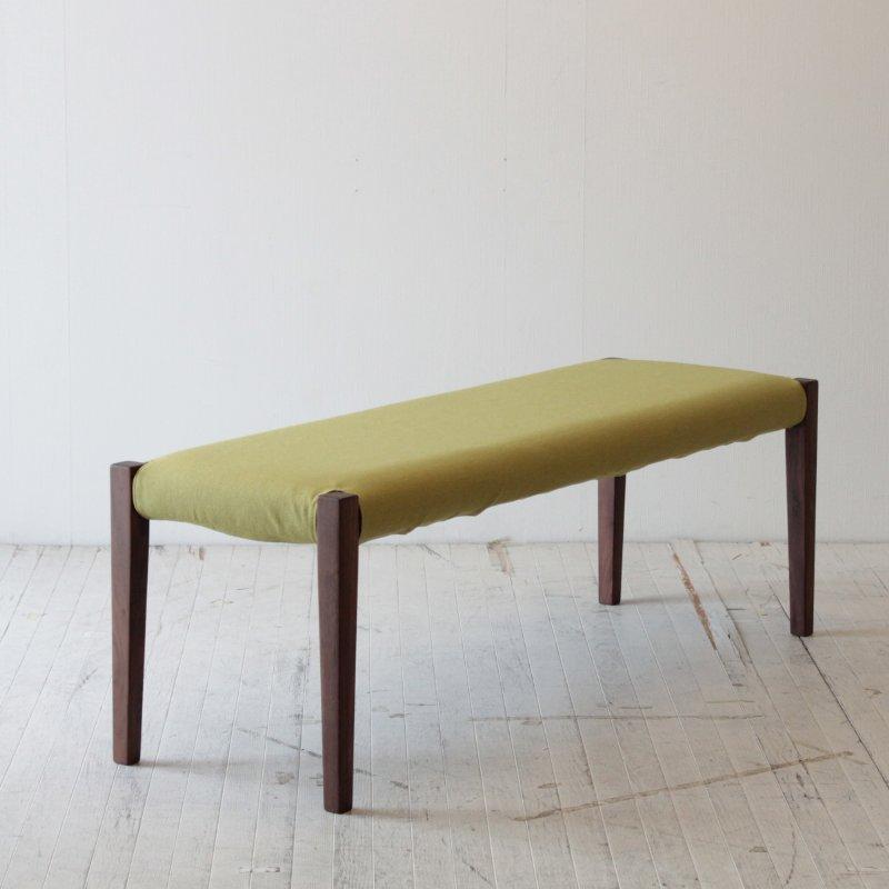 北欧家具 無垢材 ダイニングベンチ 気分に応じて雰囲気を変えられるカバーリングベンチ