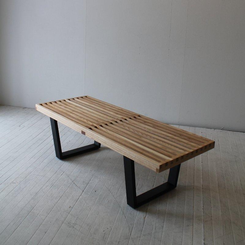 北欧家具 ダイニングテーブル 無垢材 NRT-NB-122
