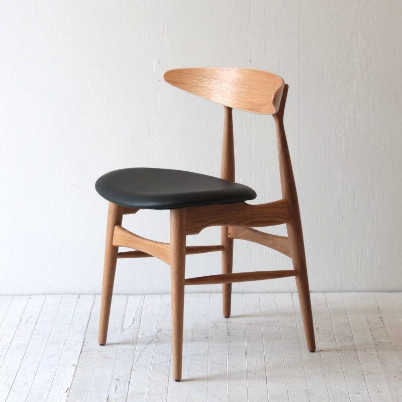 着後レビューで 5%OFF クーポンGET 包み込まれるような美しい椅子 国内正規総代理店アイテム ラップチェア アッシュ材 当店一番人気 NRT-C-622BK