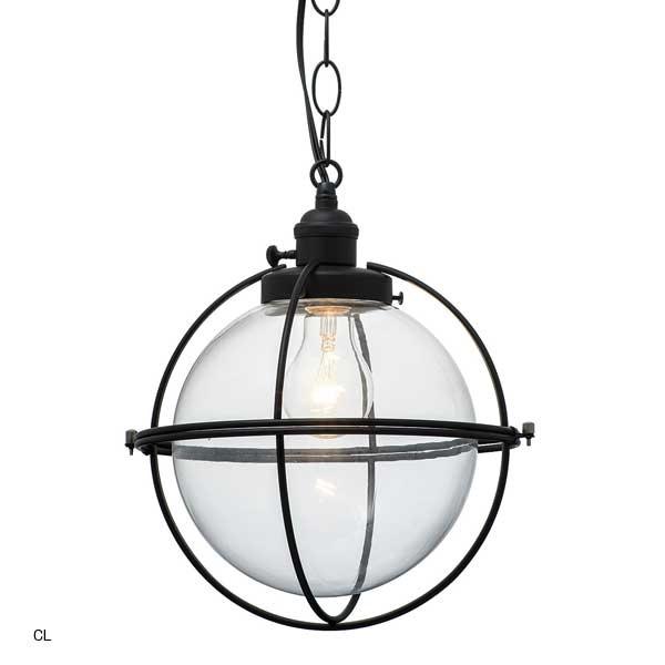 インターフォルム【INTERFORM】アオ Ao 一般球形LED電球 LT-2628 CL