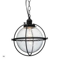 インターフォルム【INTERFORM】アオ Ao 電球なし LT-2629 BU(気泡ガラス)