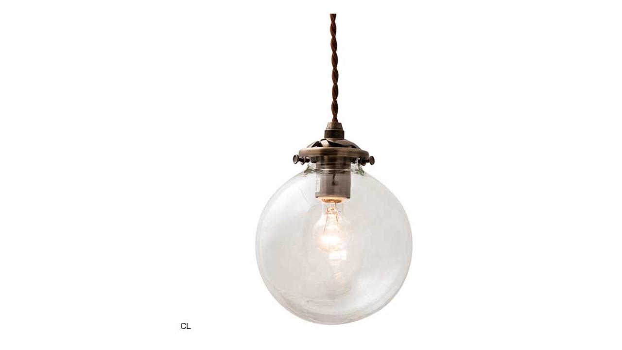 インターフォルム【INTERFORM】オレリアS Orelia(S)小形LED電球付きLT-1938 クリア