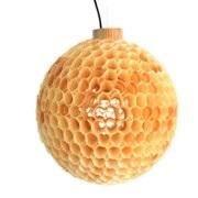 【ディクラッセ】 【DI CLASSE】シンカンナ01 ペンダントランプ -Thin kanna01 pendant lamp-ナチュラルウッド