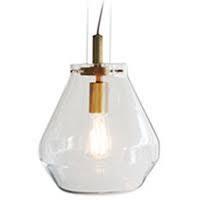 【ディクラッセ】 【DI CLASSE】ベネチア バッソ ペンダントランプ -Venezia Vaso pendant lamp-クリアー