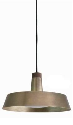 【ディクラッセ】 【DI CLASSE】LED パデラ ペンダントランプ -LED Padella pendant lamp-ゴールド