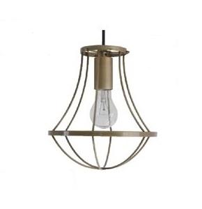 【ディクラッセ】 【DI CLASSE】ジェンマ スモール ペンダント ランプ - Gemma-small pendant lamp -アンティーク ゴールド
