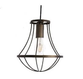 【ディクラッセ】 【DI CLASSE】ジェンマ スモール ペンダント ランプ - Gemma-small pendant lamp -アンティーク ブラウン