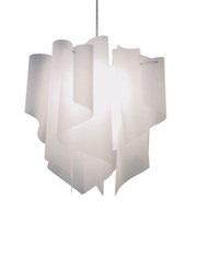 【ディクラッセ】 【DI CLASSE】アウロ Mサイズ ペンダントランプ - Auro M pendant lampホワイト