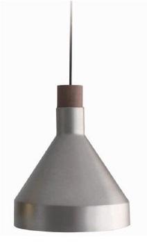 【ディクラッセ】 【DI CLASSE】【シルバー】LED カミーノ L ペンダントランプ -LED Camino L pendant lamp-シルバー