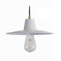 【ディクラッセ】 【DI CLASSE】LED バチーノ ペンダントランプ -LED Bacino pendant lamp-ホワイト
