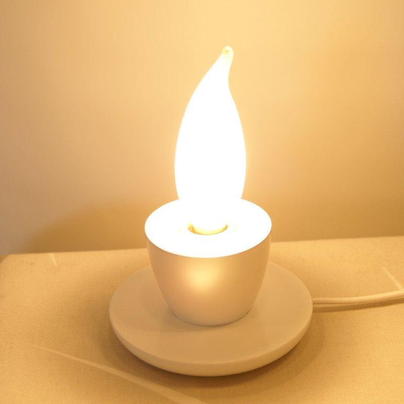 照明 スタンドライト フレイムカプチーノライト【DS-093】 【Flames:フレイムス】