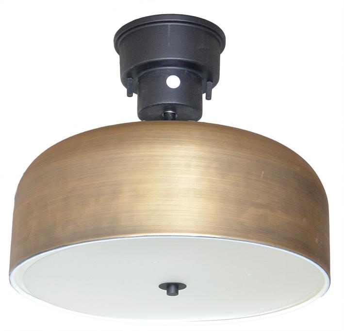 【デザイン照明】Ollare3 オラーレ3 4灯シーリングライト ゴールド 【1点】elux
