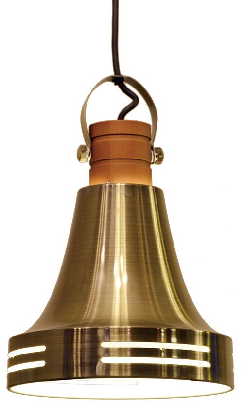 1灯ペンダントライト LED 天井照明 照明器具 おしゃれ Lu Cerca woodbell ルチェルカ ウッドベル