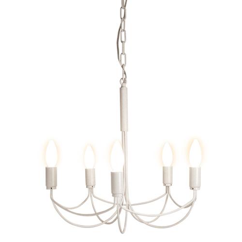 【ディクラッセ】 【DI CLASSE】アルコ スモール シャンデリア Arco small chandelier ホワイト