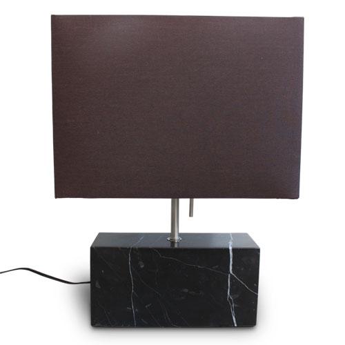 【ディクラッセ】 【DI CLASSE】LEDマレッゾ テーブルランプ -LED Marezzo table lamp-  ブラック