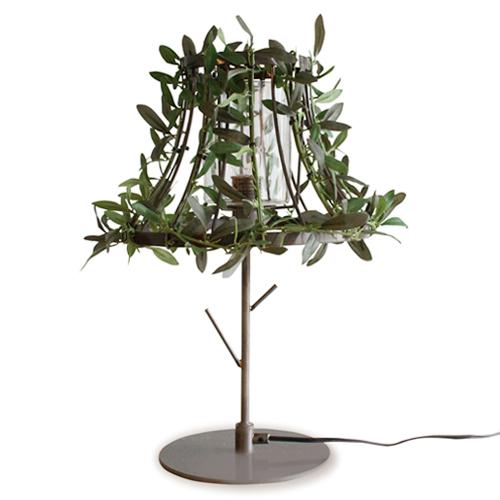 【ディクラッセ】 【DI CLASSE】フォレスティ アイアン テーブルランプ -Foresti Iron table lamp-