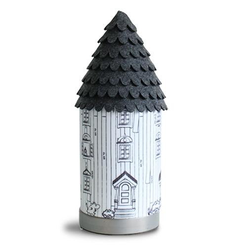 【ディクラッセ】 【DI CLASSE】ムーミンハウス テーブルランプ -table lamp-