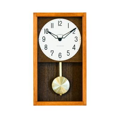 CAMBRE HINOKI PENDULUM CLOCK INTER ZERO