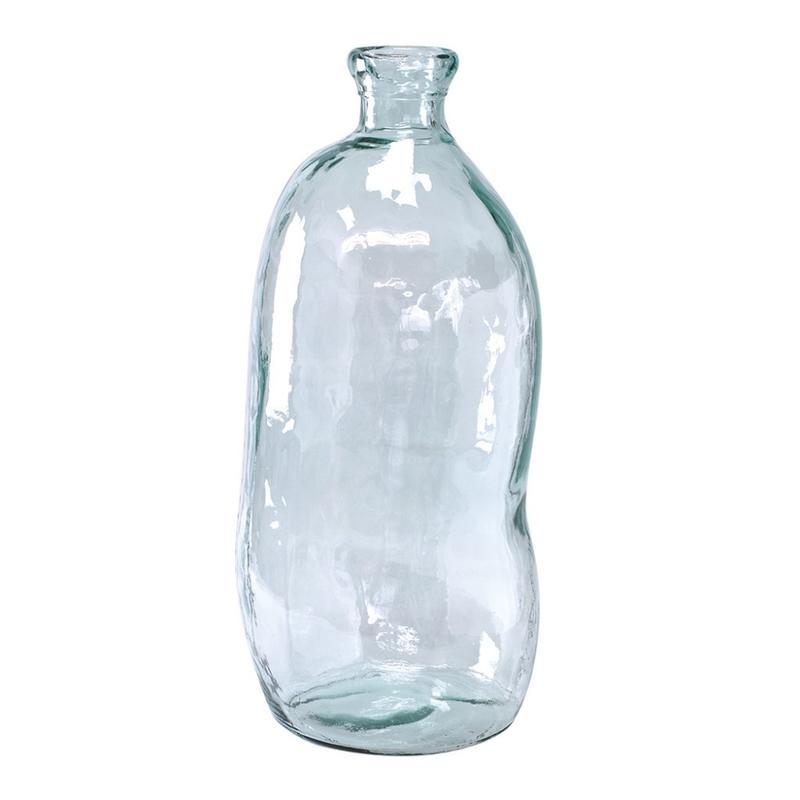 スパイス バレンシア リサイクルガラス フラワーベース UNO クリア