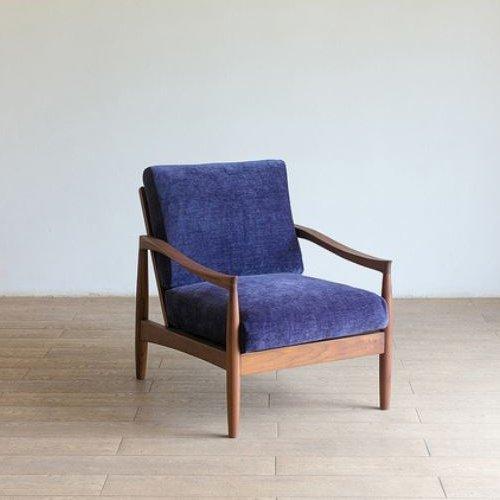北欧家具 ダイニングソファ インテリア 無垢材 ナチュラルでどんな空間にもマッチする一人掛けソファ